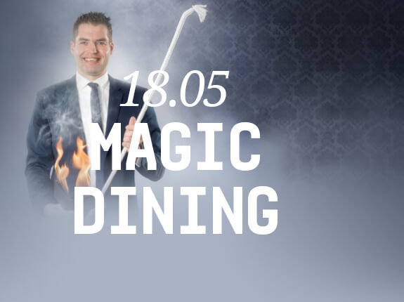Magic Dining bij Petit